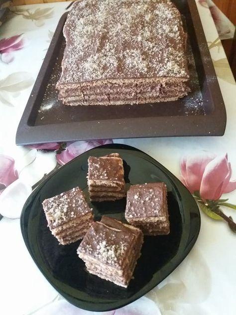 Bögrés diós sütemény, könnyen elkészíthető és elképesztően csodás íze van!