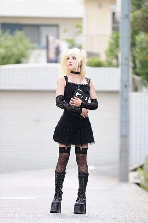 QUEEN ORANGE(KATAMARI+ORANGE) Misa Amane Cosplay Photo - WorldCosplay