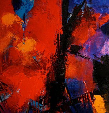 'Deep love' von Claudia Neubauer bei artflakes.com als Poster oder Kunstdruck $6.48