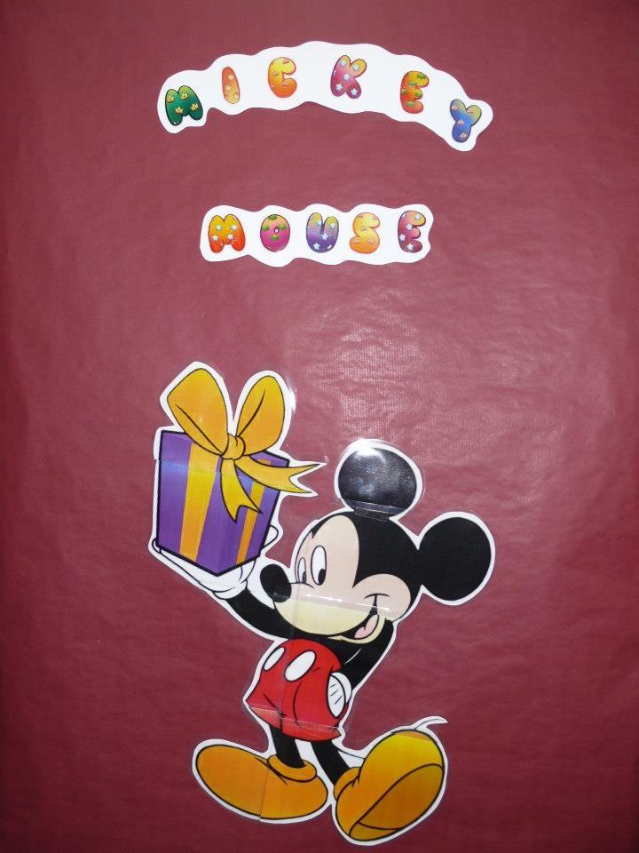Cumpleaños Mickey Mouse en nuestra Ludoteca Pasito a Pasito http://centroinfantilpasitoapasito.com