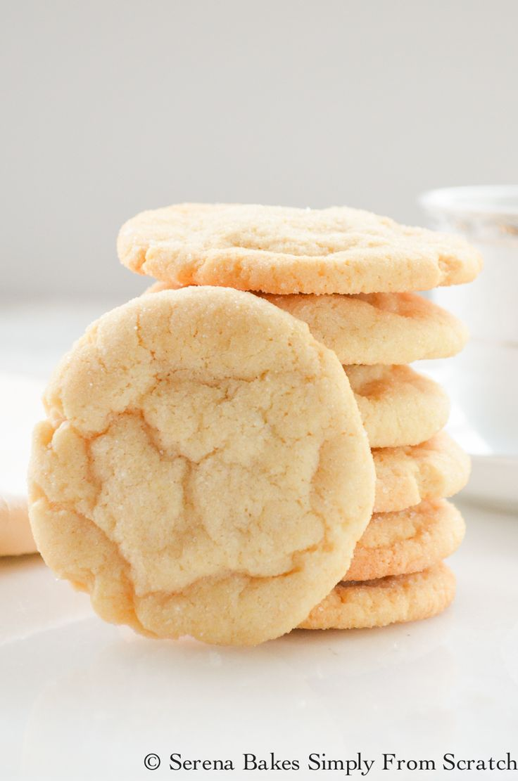 how to make homemade cookies soft and chewy