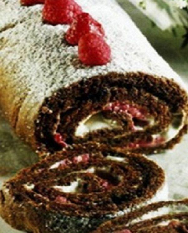 Receita de Torta de Framboesas | Doces Regionais