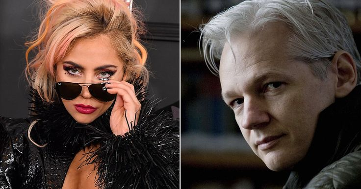 Exclusive: Watch Lady Gaga Question Julian Assange in Laura Poitras' 'Risk': Laura Poitras started filming Julian Assange six years ago when the Wikileaks founder was still operating out of a supporter's home in Norfolk, England under house arrest, while he waited to be questioned by Swedish authorities about allegations of rape, molestation and coercion made against him by two women in Sweden. Her new film, titled Risk, out Friday in New York,This article originally appeared on…