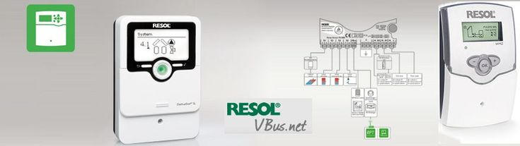Solární regulátor Resol Delta BS/4 Jedná se o diferenční regulátor teploty s volitelně připojitelnými funkcemi zařízení určen výhradně pro použití v solárních topných systémech.