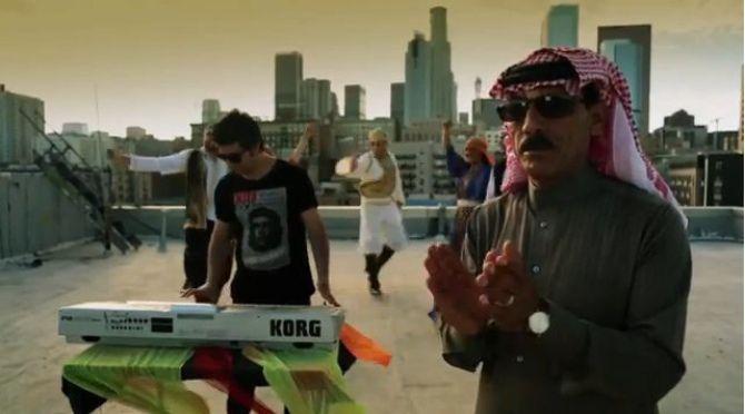 Omar Souleyman et Kieran Hebden (Four Tet) présentent Warni Warni