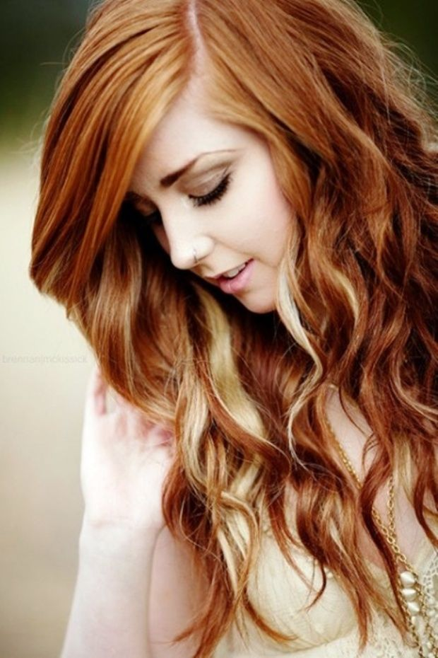 New Innovative Hair Color Trends