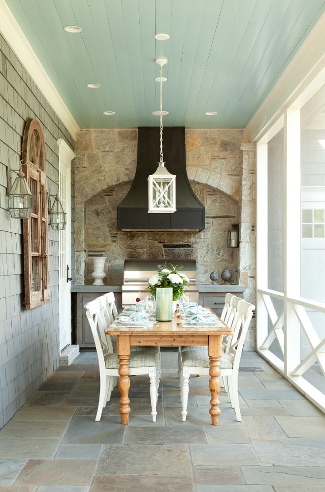 screened in summer porch farmhouse hill in 2019 porch fireplace rh pinterest com