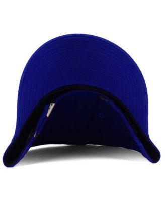 New Era Women's New York Giants Glitter Glam 9TWENTY Strapback Cap - Blue Adjustable