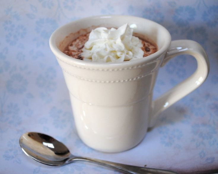 Nutella Hot Chocolate ~ for the Nutella lovers.