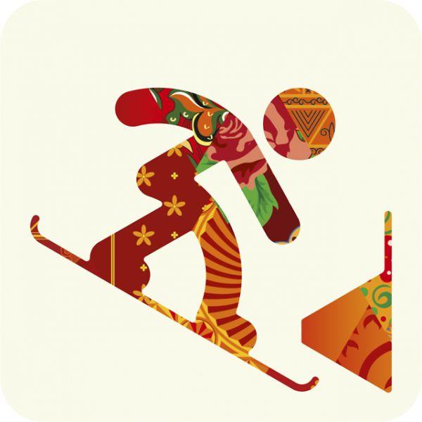 Les pictogrammes des jeux olympique d'hiver 2014 de Sochi (scheduled via http://www.tailwindapp.com?utm_source=pinterest&utm_medium=twpin)