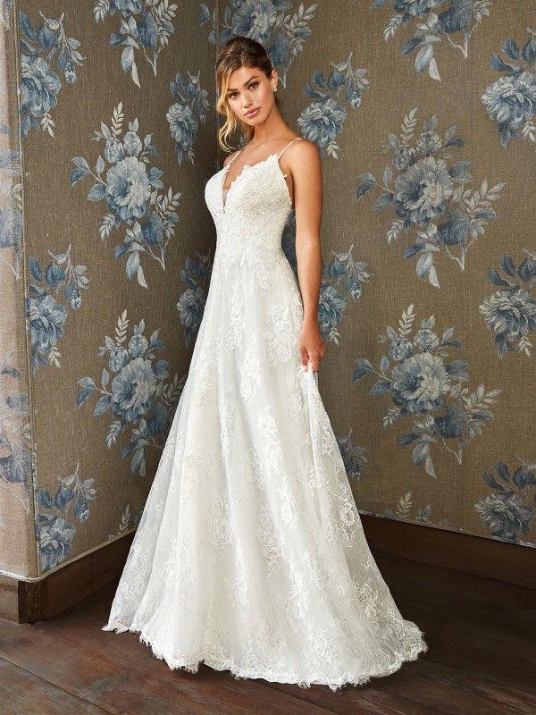 Simply Val Stefani Style S2105 With Crisscross Back Tight Wedding Dress Fairy Wedding Dress Wedding Dress Blog