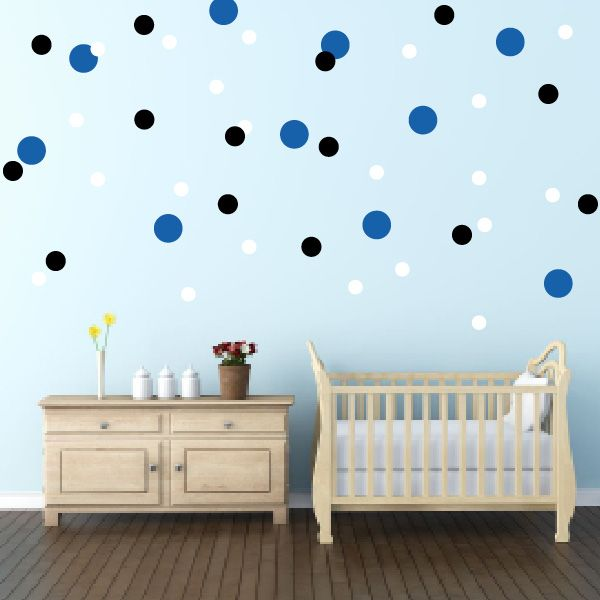 Decorate Your Childu0027s Nursery Or Bedroom With This Fun Pack Of Spots. Part 68