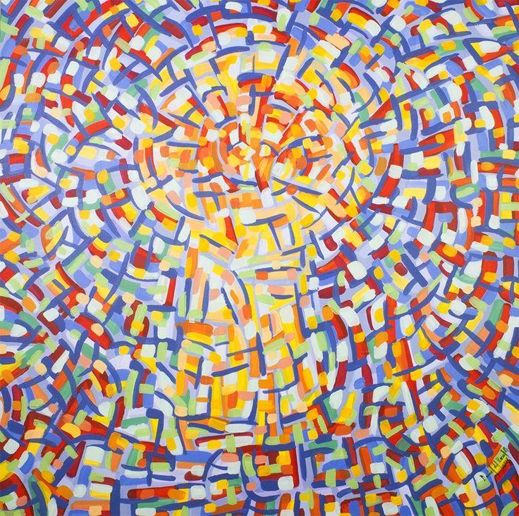 Daniel del Rosal Garcia - Rytm - wystawa malarstwa, Nowy Świat Muzyki ul. Nowy Świat 63, Warszawa 21 września – 12 października 2017 r. http://artimperium.pl/wiadomosci/pokaz/793,daniel-del-rosal-garcia-rytm-wystawa-malarstwa#.WcTS_o-0PIU