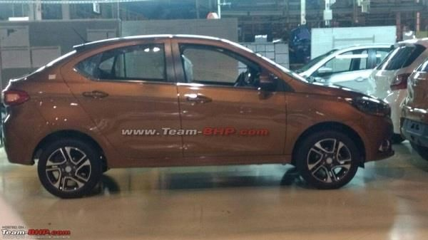 Top-end Variant of Tata Motors Kite 5 Caught Undisguised Click here to read full news...http://bit.ly/2i9uq1i #TataKite5