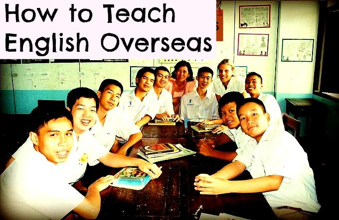 How and Where to Teach English Overseas: http://www.ytravelblog.com/working-abroad-2/teach-english-overseas/