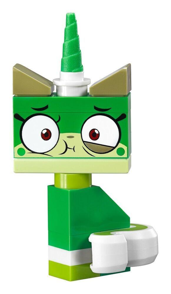 LEGO New Unikitty 11 Series 1 41775 Queasy Unikitty Minifigure No