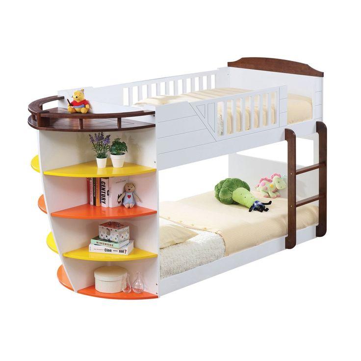 1000 ideas about bunk bed shelf on pinterest build a bed bunk bed decor and bunk bed plans. Black Bedroom Furniture Sets. Home Design Ideas