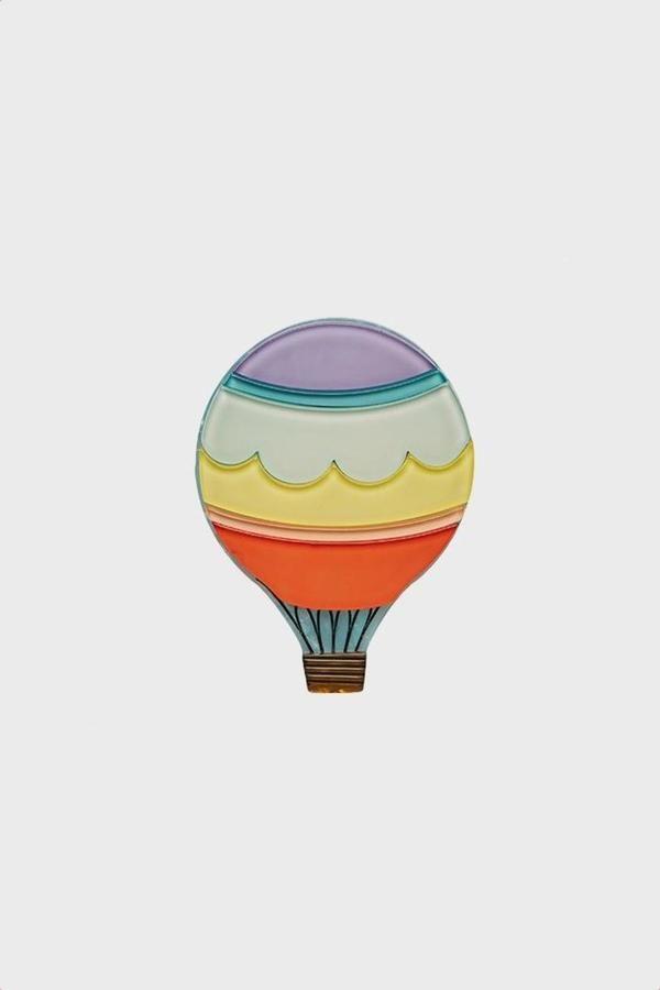 Erstwilder Balloon Brooch