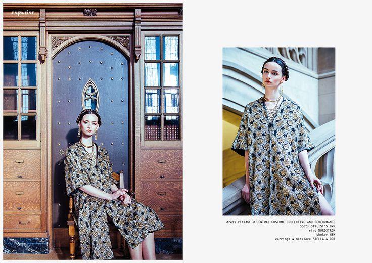 ROYALE - Fashion Editorial by Julin Athalia Lee