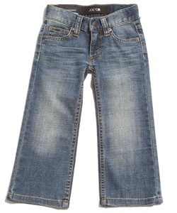 A classic cut and wash jean for boys!