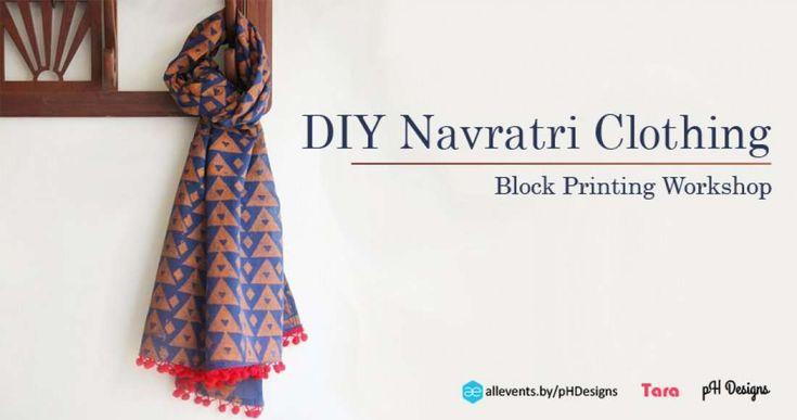 DIY Navratri clothing