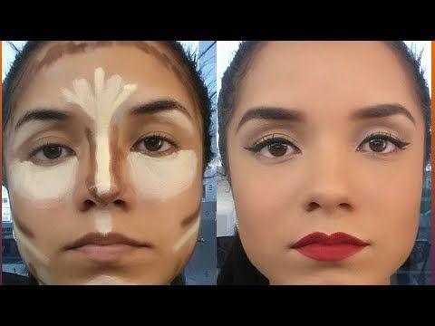 25 best ideas about como aplicar sombras on pinterest - Como maquillarse paso a paso ...