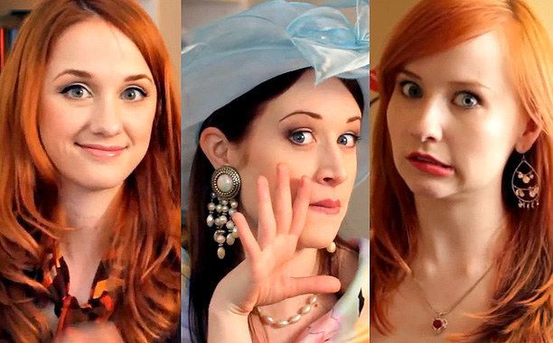 """It let you see your favorite sisters come to life on screen!   15 Reasons To Fall In Love With """"The Lizzie Bennet Diaries"""" Again"""
