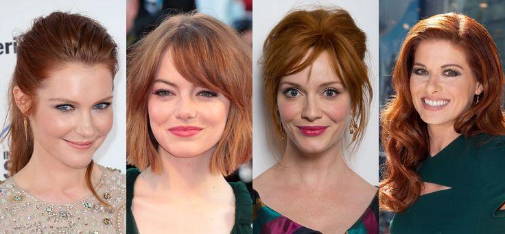 Nel mondo dello spettacolo, le rosse si fanno strada e non sono certo una minoranza: ecco i look più belli delle star dai capelli color rame.