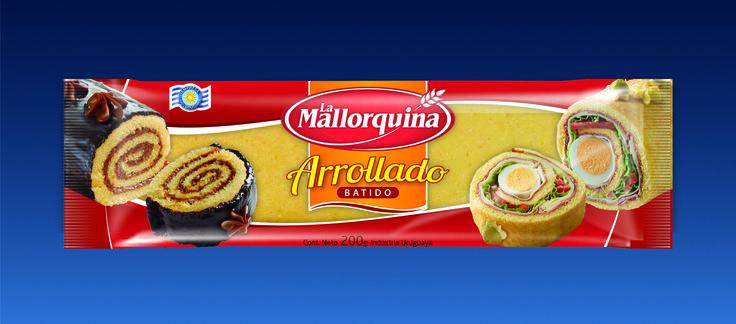 Arrollado dulce / La Mallorquina