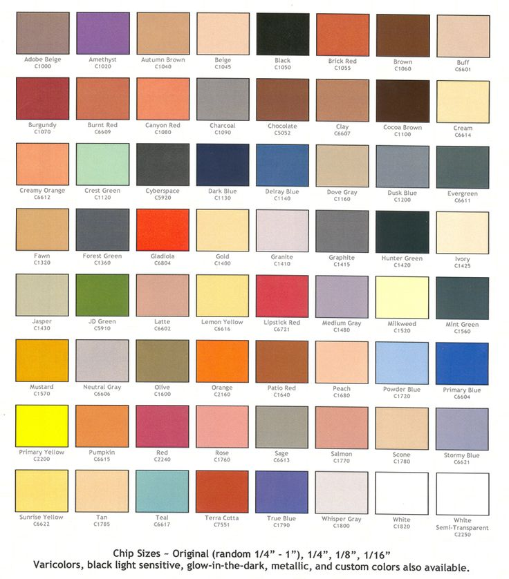 Color Charts Swimming Pool Sherwin Williams Stain