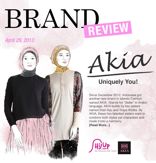 """AKIA : Uniquely You!"" Read AKIA's Profile in http://tmblr.co/Zds7Xvjo0TqD #BrandProfile"