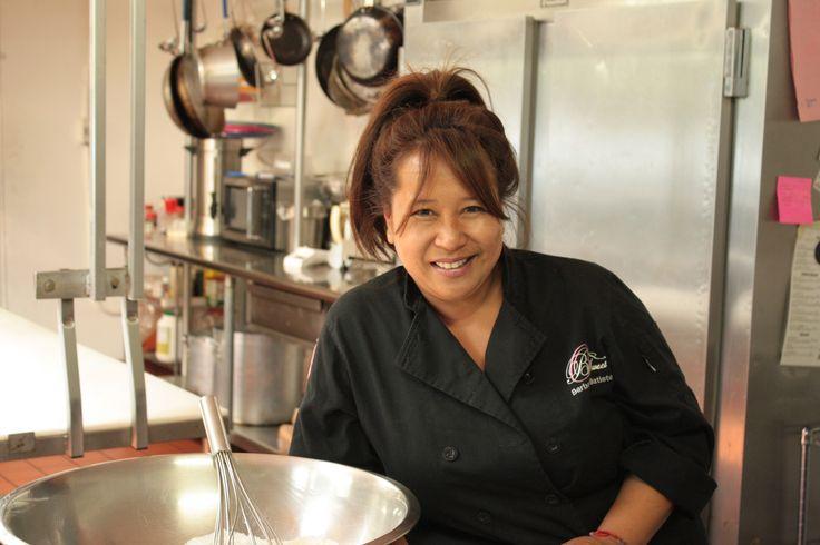 Barbara Batiste, a LA-based baker, offers business advice.