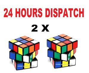a 2 x rubics cubo rubix juego de mente ninos cubo cubo magico cubo rubik rompecabezas cuadrado