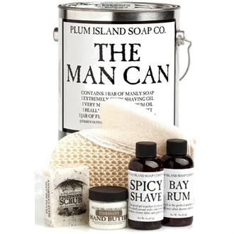 The Man Can: gift for men | New England Trading Company - Made in New England