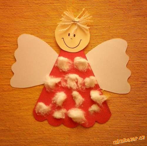 Chtěli jsme se pustit do tvoření nějakého pěkného andílka a zjistila jsem,že mám obrázků s andílky u...