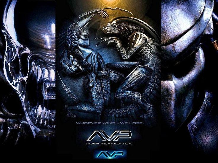 Papel de Parede Gratuito de Filmes : Alien vs. Predador (por Orhan Ucmus)