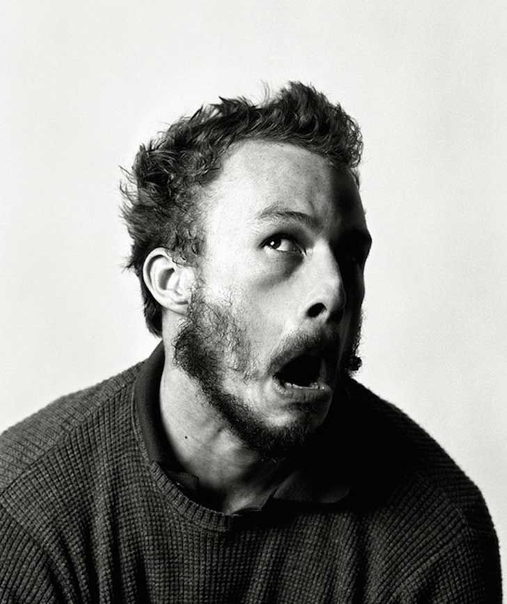 Best Andy Gotts Images On Pinterest Birthday Actors And - Playful celebrity portraits reveal goofier side famous
