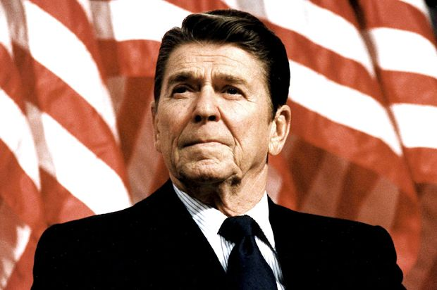 "Reagan was a true ""working-class Republican"" whose ideals were rooted in the New Deal, not against it"