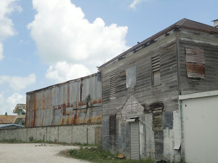 https://flic.kr/p/9APXsu | Belize City urban decay