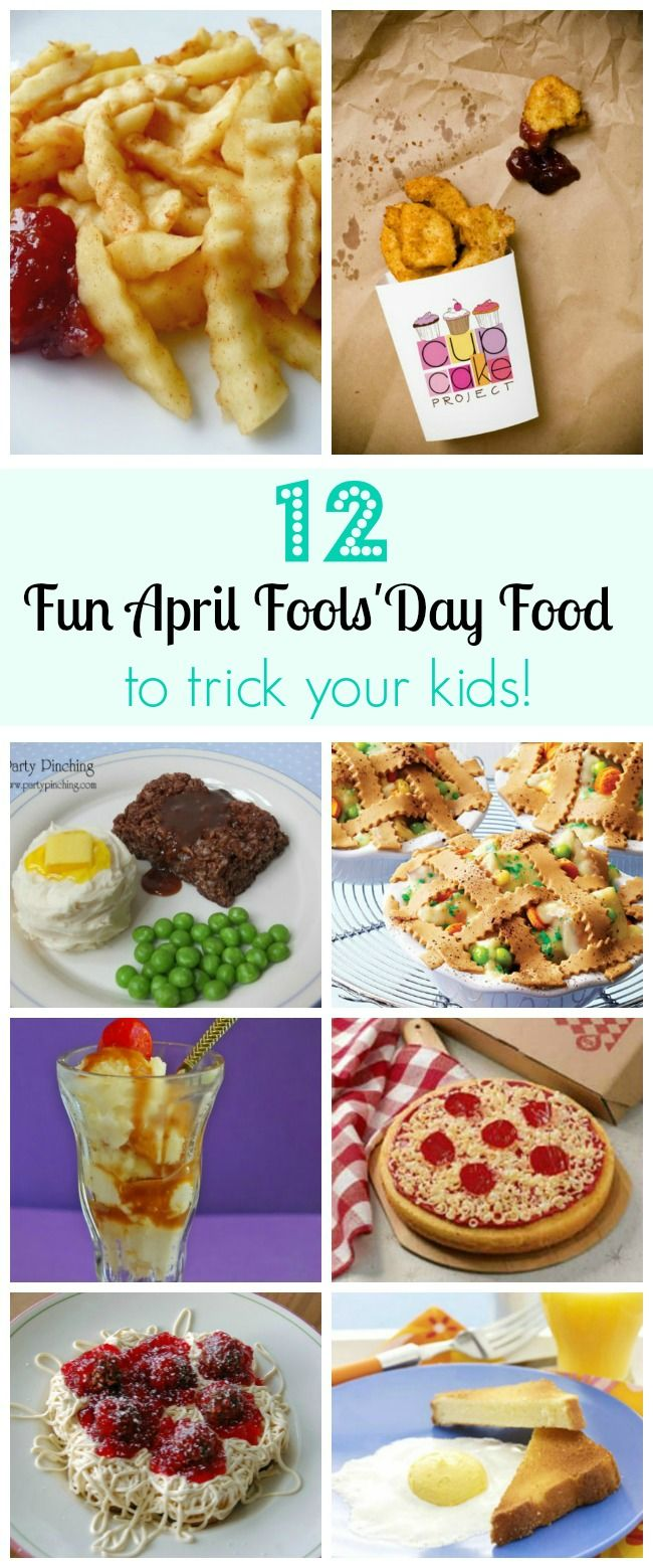 How to make april fools day chocolate bunny filled with veggies - 12 Fun April Fools Day Food To Trick Your Kids