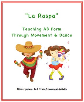 Great movement/dance activity for K-2nd graders. All activities based on the Standards for Elementary Music. Includes lesson plans and vocabulary words for all three grade levels. Lots of fun!!