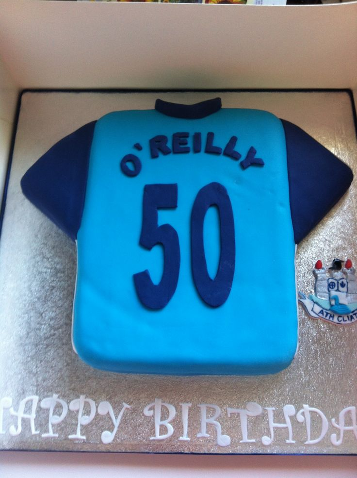 Decorating Ideas > Dublin Jersey Cake  Cakes  Pinterest ~ 190900_Birthday Party Ideas Dublin