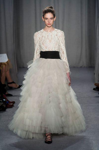 NYFW FW 2014/15 – Marchesa. See all fashion show on: http://www.bmmag.it/sfilate/nyfw-fw-201415-marchesa/ #fall #winter #FW #catwalk #fashionshow #womansfashion #woman #fashion #style #look #collection #NYFW #marchesa @Marchesa
