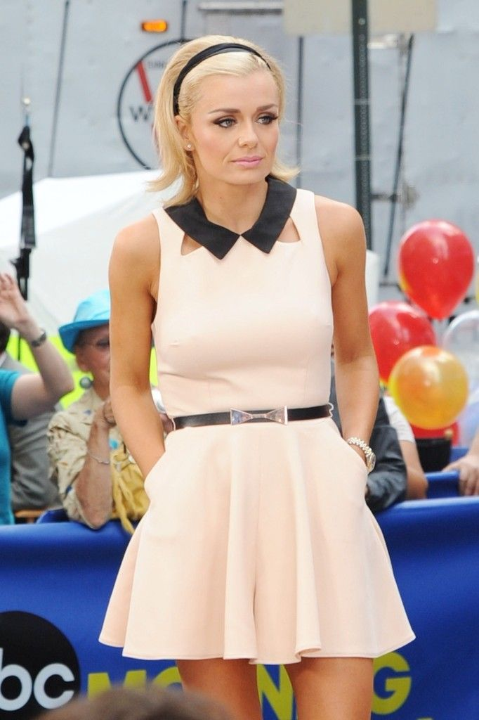Katherine Jenkins - 'Dancing With The Stars' Finalists Celebrate