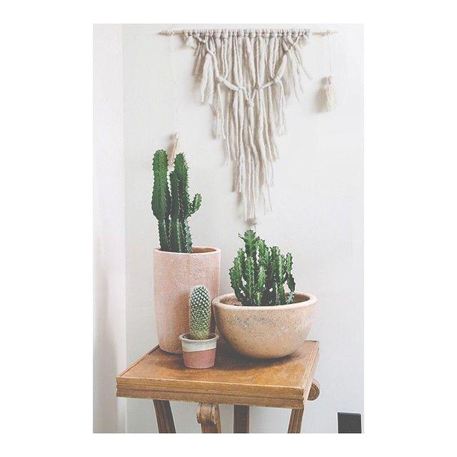 Disponible, disponible  TELAR NUDOS CRUDO  #weaving #telar #hechoenchile #hechoamano #handmade #design #wallart #wallhangig #woven #decor