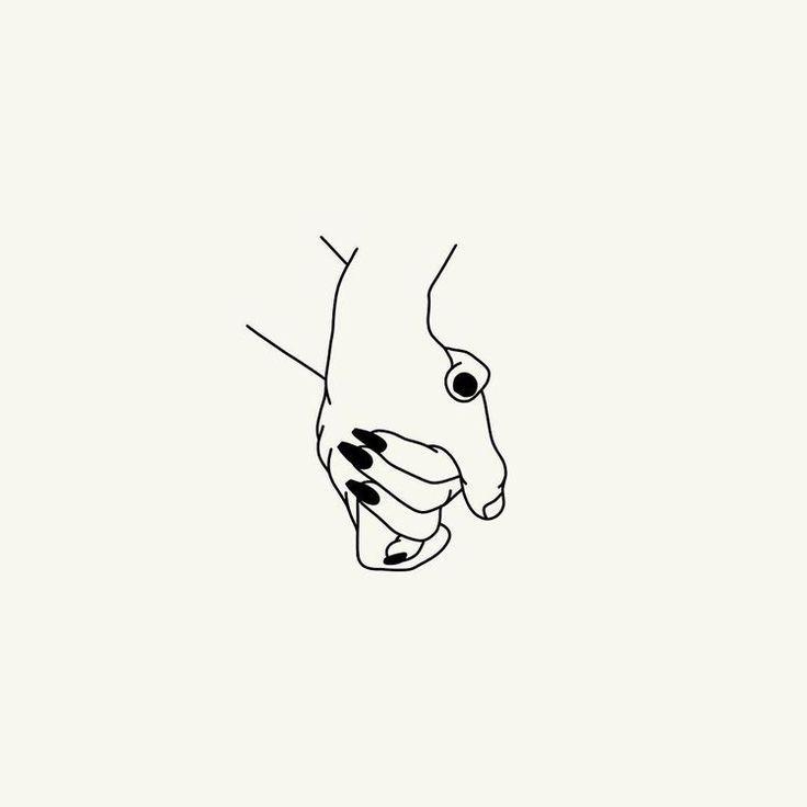 Ich lasse Dich nicht freiwillig los! 👭
