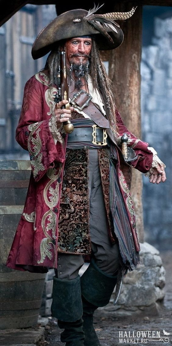 #pirate #costume #halloweenmarket #halloween  #костюм #образ #пират Костюм пирата на хэллоуин (фото)