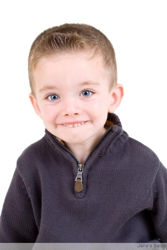 Little Boy Short Haircut Styles