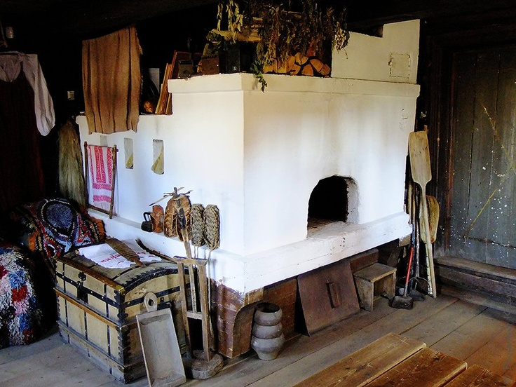 Русская печь Homes And Gardents Wood Oven Wood Fired