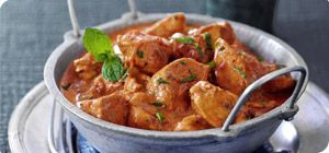 This milder Indian dish is gently warming with a delicious sweetness.